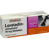 00142906 Loratadin-ratiopharm /STADA