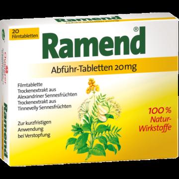 01471807 Ramend Abführ-Tabletten