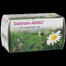 02663704 Cetirizin 1A Pharma / -ADGC /AL / HEXAL / -ratiopharm /STADA