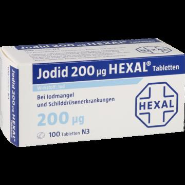 03105998 Jodid HEXAL / -ratiopharm