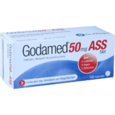 03641076 Godamed TAH 50 mg /100 mg / 300 mg