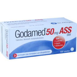 03641076 Godamed TAH 50 mg /100 mg / 300 mg
