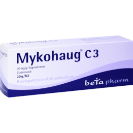 03821312 Mykohaug Vaginalcreme /-tabletten