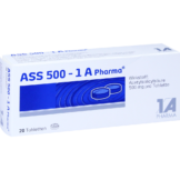 06432775 ASS 1 A Pharma / HEXAL /-ratiopharm / Sandoz / STADA
