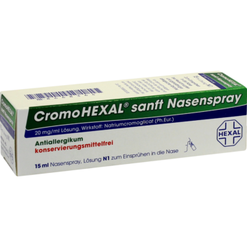 08668364 CromoHEXAL sanft Nasenspray