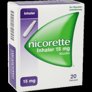 09267911 Nicorette Inhaler / Kau -gummi / Lutschtabletten